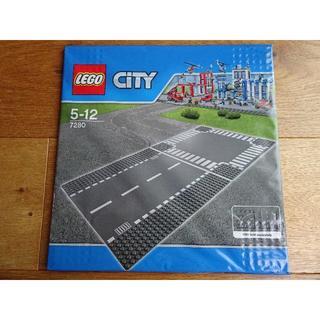 レゴ(Lego)の新品!送料込み☆レゴ シティ 7280 基盤 道路と交差点(その他)