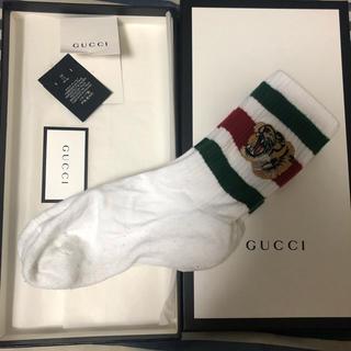 グッチ(Gucci)のGUCCI タイガーソックス(ソックス)