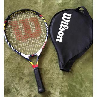 ウィルソン(wilson)のWilson キッズ用テニスラケット19インチ(ラケット)