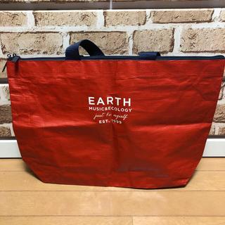 アースミュージックアンドエコロジー(earth music & ecology)のアース ショップ袋(ショップ袋)