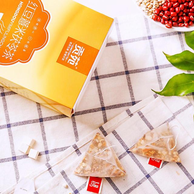 【七宝茶】紅豆薏米茯苓茶 180g/箱 食品/飲料/酒の健康食品(健康茶)の商品写真