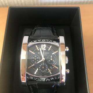 ブルガリ(BVLGARI)の正規品 ブルガリ 腕時計 アショーマ クロノグラフ(腕時計(アナログ))