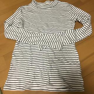 ローリーズファーム(LOWRYS FARM)のボーダー服(Tシャツ(長袖/七分))