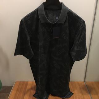 ルイヴィトン(LOUIS VUITTON)の国内正規品 ルイヴィトン ロゴ ポロシャツ(ポロシャツ)