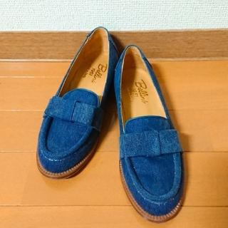 ディエゴベリーニ(DIEGO BELLINI)のディエゴベリーニ デニムローファー(ローファー/革靴)