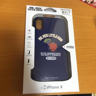 Apple - 最安値!Mr.MEN little miss iPhoneX ケース