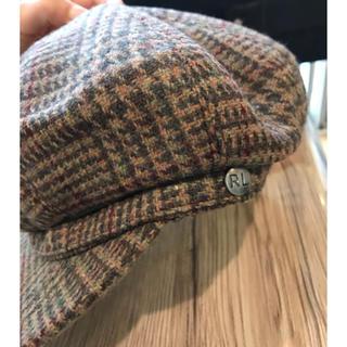ラルフローレン(Ralph Lauren)のラルフローレン 帽子 新品(帽子)