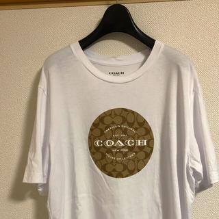 コーチ(COACH)のCOACH コーチ シグネチャー tシャツ(Tシャツ/カットソー(半袖/袖なし))