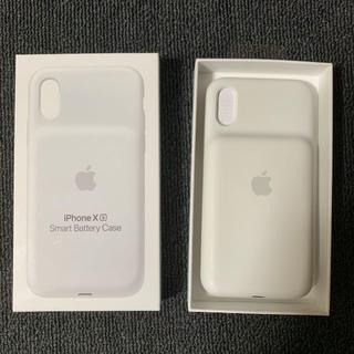 Apple - iPhoneⅩS Smart Battery Case ホワイト