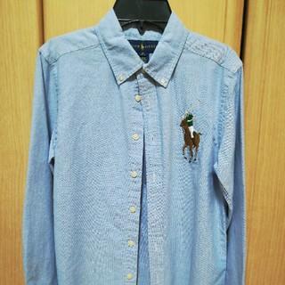 ラルフローレン(Ralph Lauren)の未使用 ラルフローレン ワイシャツ レディースM(シャツ/ブラウス(長袖/七分))