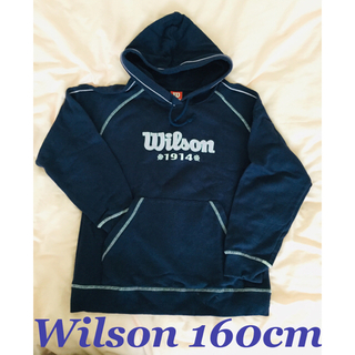 ウィルソン(wilson)のウィルソン パーカー ☆ 160cm  スポーツウェア(ジャケット/上着)