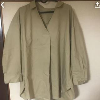 GU - GU キレイめシャツ