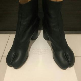 マルタンマルジェラ(Maison Martin Margiela)のメゾンマルジェラ タビ足袋ブーツ 39(ブーツ)
