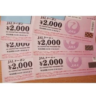JAL(日本航空) - 【12,000円分】JALクーポン 女性名義