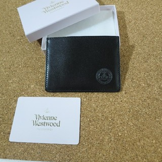 ヴィヴィアンウエストウッド(Vivienne Westwood)の新品未使用 ヴィヴィアンウエストウッド パスケース(名刺入れ/定期入れ)