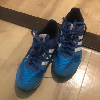 アディダス(adidas)のadidas 3stripes スニーカー 24.5(スニーカー)