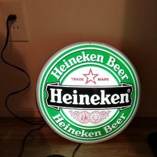 ハイネケン Heineken 照明 看板 インテリア