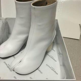 マルタンマルジェラ(Maison Martin Margiela)のmaison margiela マルジェラ■足袋ブーツ(ブーツ)