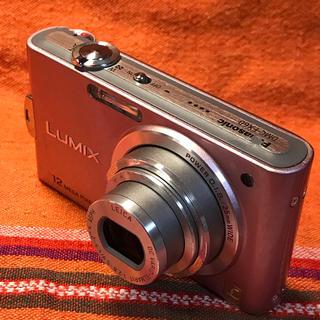 Panasonic - lumix DMC-FH5 1200万画素 4倍ズーム 2GB  SDカード付き