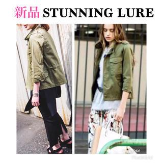 STUNNING LURE - 新品 スタニングルアー  M-65 ミリタリージャケット