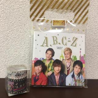 エービーシーズィー(A.B.C.-Z)のA.B.C-Z ジャニーズ伝説2018(アイドルグッズ)