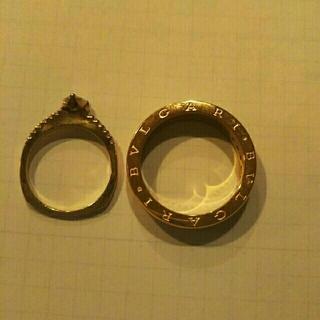 ブルガリ指輪  みんただし樣(リング(指輪))