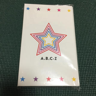 エービーシーズィー(A.B.C.-Z)のA.B.C-Z 5stars 5years tour 会報ケース(アイドルグッズ)