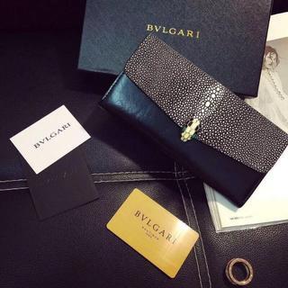 ブルガリ(BVLGARI)のBVLGARI ブルガリ レディース ファッション 長財布(財布)