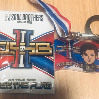 三代目 J Soul Brothers - RTFネックストラップ
