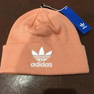 アディダス(adidas)のadidas originals ニット帽 定価3290+税(ニット帽/ビーニー)