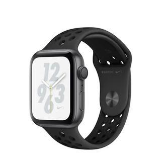 アップル(Apple)のAPPLE WATCH NIKE+ SERIES4 44MM (腕時計(デジタル))