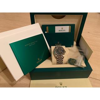 ロレックス(ROLEX)のrolex 36 極美品 デイトジャスト ロレックス 126234(腕時計(アナログ))