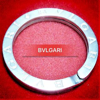 ブルガリ(BVLGARI)のブルガリ キーリング シルバー925(キーホルダー)