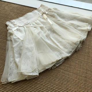 リズリサ(LIZ LISA)の夏!LIZ LISA コルセットチュチュスカートパンツ(ショートパンツ)