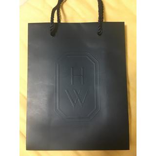 HARRY WINSTON - ハリーウィンストンショップ袋&コレクションブック