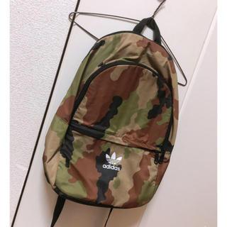 adidas - adidas アディダス 迷彩リュック︎︎︎︎︎☺︎