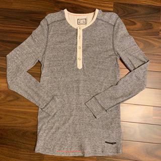 ディーゼル(DIESEL)のDIESEL  ヘンリーTシャツ(Tシャツ/カットソー(七分/長袖))