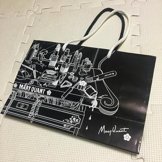 マリークワント(MARY QUANT)のMARY QUANT 紙袋 ショッパー(ショップ袋)