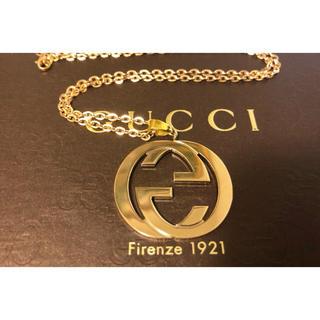 グッチ(Gucci)の新品 一点のみ❗️ 正規品 グッチ GUCCI  バッグチャーム ネックレス (ネックレス)