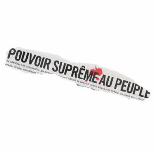 シュプリーム(Supreme)の最安値【Supreme】シュプリーム ステッカー デカール シール 英字(ステッカー)
