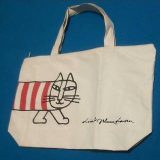 Lisa Larson - 【★可愛い★】LISA&JOHANNA LARSONの猫のトートバッグ