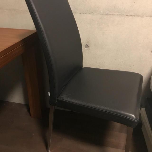 ACTUS(アクタス)の【ニコ様専用】ボーコンセプトダイニングテーブル 椅子二脚セット インテリア/住まい/日用品の机/テーブル(ダイニングテーブル)の商品写真