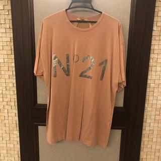 ヌメロヴェントゥーノ(N°21)のN21 ヌメロヴェントゥーノ Tシャツ(Tシャツ(半袖/袖なし))