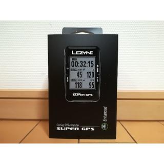 限定1個! レザイン SUPER GPS サイコン 日本語対応モデル
