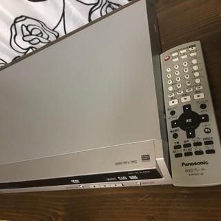 パナソニック(Panasonic)のDVDプレイヤー 再生専用【Panasonic】(DVDプレーヤー)