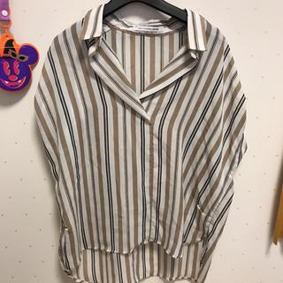 RayCassin - ストライプシャツ