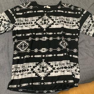 ミルクボーイ(MILKBOY)の幾何学模様 Tシャツ(Tシャツ/カットソー(半袖/袖なし))