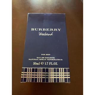 バーバリー(BURBERRY)のBURBERRYウィークエンド 50ml(香水(男性用))