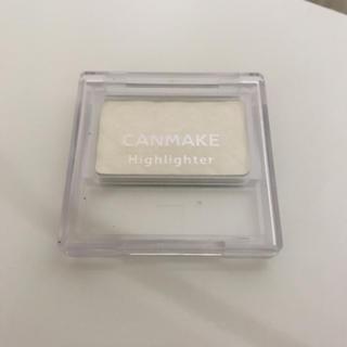 キャンメイク(CANMAKE)のCANMAKE ハイライター(フェイスカラー)