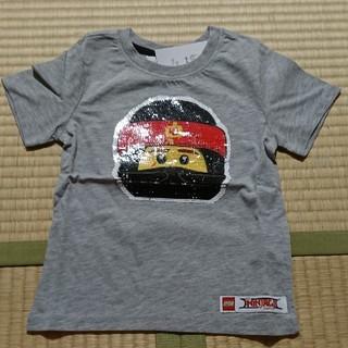 H&M - 新品 105cm H&M ニンジャゴー 半袖Tシャツ リバーシブル